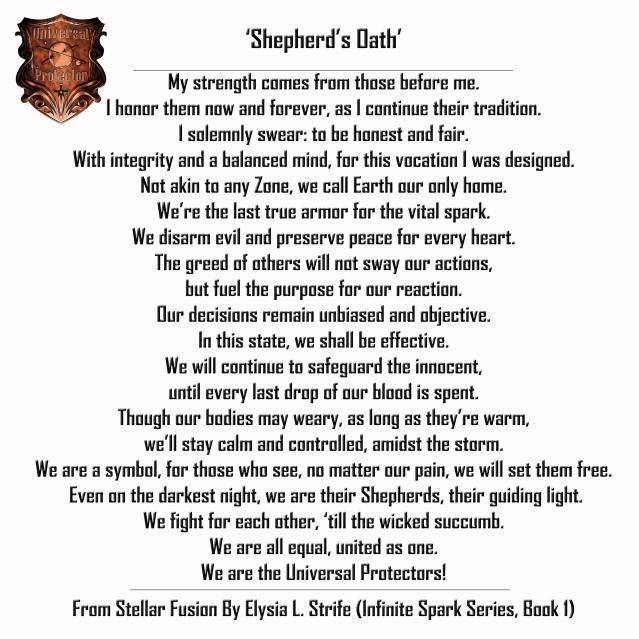 shepherds oath